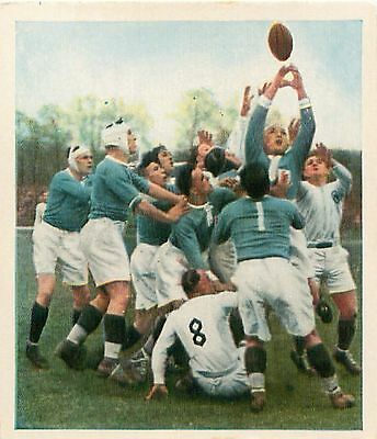 Rugby Rugby Union League nines Sport Team Bis Germany CARD IMAGE 30s