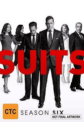 Suits: Season 6: Part 2 - DVD Region 4 Free Shipping!