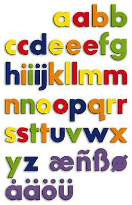 Magnetic Lowercase Letters - Quercetti