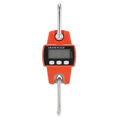 Digital Professional Crane Scale Hanging 300 Kg with Accurate Spring Sensor