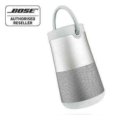 Bose Soundlink Revolve+ Bluetooth Speaker 360º SOUND & Water Resistant, LUX GREY
