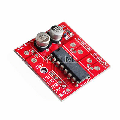 2.5A  Dual 2 Channel DC Motor Driver Module Beyond L298N PWM Speed Control M
