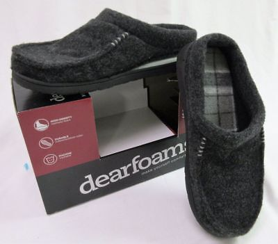 NEW Dearfoam Mens Slippers US Size S - XL from Fairdinks
