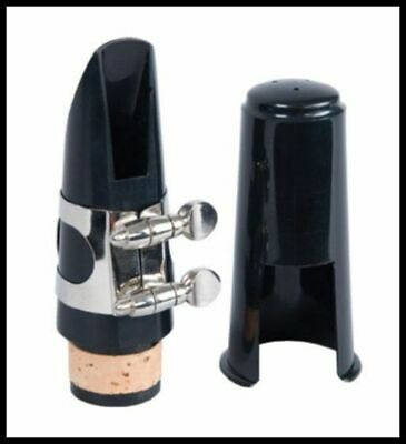 PeaK Student Bb Clarinet Mouthpiece, Ligature, and Cap Made in USA
