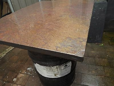 Slate slab for fire heater 20mm thick 1400x1000 we can cut to size, bevel edges.