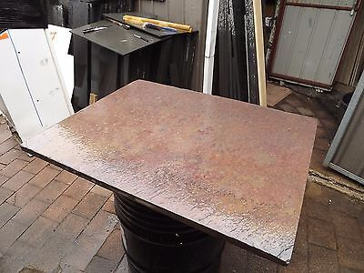 Slate slab for wood heater 30mm thick 1400x1000 we can cut to size, bevel edges.