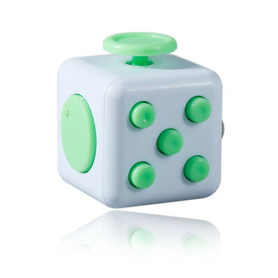 Fidget Puzzle Cube Desk Toy Stress Anxiety Relief Focus Adult Adhd Autism Therpy