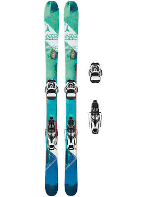 Atomic Vantage 95 C W 170 + Warden 11 2017 Freeski-Set Damen Frauen
