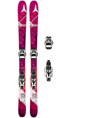 Atomic Vantage 85 W 157 + Warden 11 2017 Freeski-Set Damen Frauen