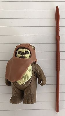 Kenner Vintage Star Wars Ewok Wicket With Weapon Action Figure