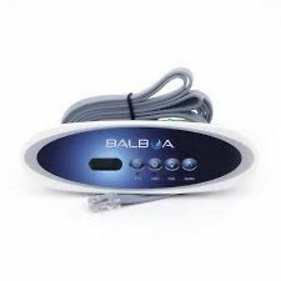 Balboa MVP260 4 Button Controller VL260 Topside Touch Contol Panel Hot Tub Spa