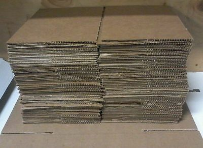 "75 - 7"" X 10"" - Corrugated Cardboard * Pads / Inserts Sheets *"