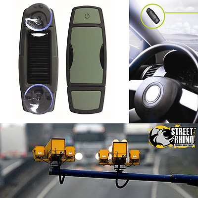 Ford Transit Connect Speed Camera Detector GPS Warning System Universal