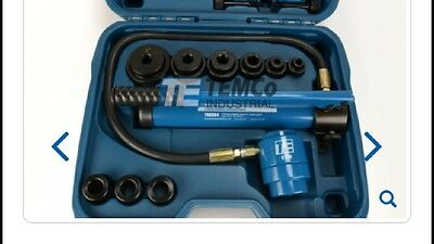 """TEMCo 2"""" Hydraulic Knockout Set TH0004 (ELECTRICAL CONDUIT ENTRANCE)"""