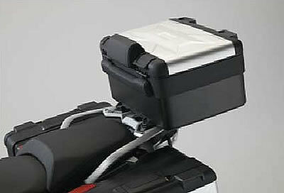 Bmw R1200Gs Water Cooled Variable Top Box Package With Free Backrest!
