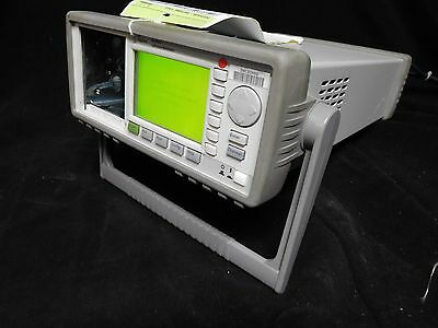 AGILENT HP8163A, 8163A* LIGHTWAVE MULTIMETER * Working Environment GUARANTEED