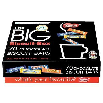 Nestlé The Big Biscuit Box 1.37kg  70 Pieces