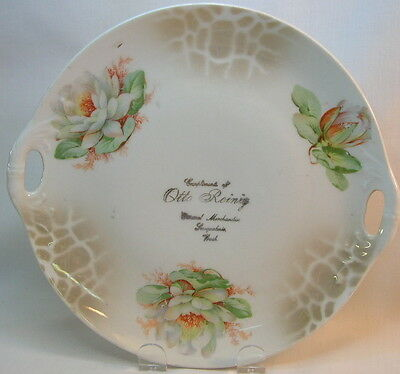 Snoqualmie, Wash - Early 1900s - General Merchandise Souvenir Advertising Plate