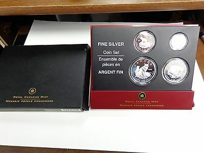2005 The Canadian Lynx Silver Proof Coins, The Royal Canadian Mint