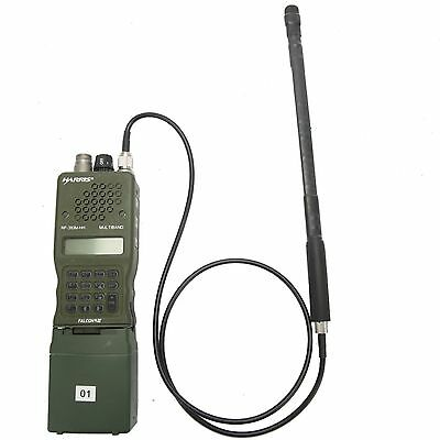 Modular Tactical Antenna Relocation Kit Extension for PRC-148 152 MBITR Radio