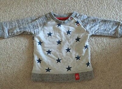 Baby Boys Star Jumper 3-6 Months