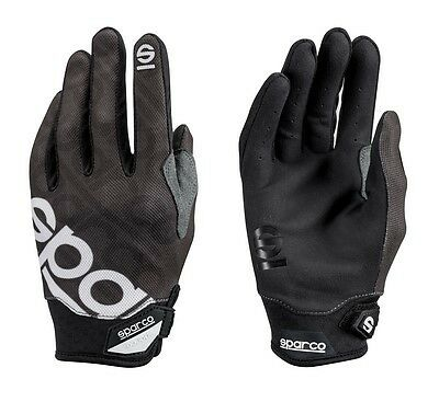 Guantes Meca 3 Sparco Tg. S Negro