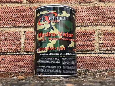 Hydro-Vator activator 1 Litre free post !! hydro dipping hydrographics
