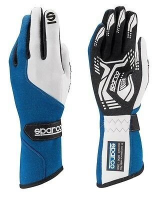 Guantes Sparco Force Rg-5 Tg 08 Azul