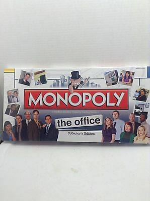 The Office Monopoly Game - Collector's Edition - Brand New