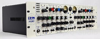 TL Audio 5052 Ivory 2 Stereo Valve Processor Mic Preamp Channel + 1.5J Garantie