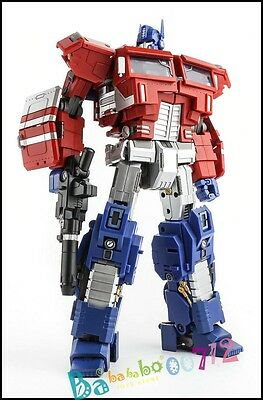 Generation Toy GT-03 IDW Optimus Prime O. P EX Transformers action figure New