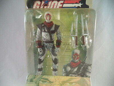 "GIJOE 2005 INCREDIBLE 6"" VvV MOC Custom STORM SHADOW By HMF Customs G.I. JOE"