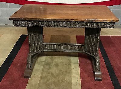 Mission Arts And Crafts Heywood Brothers And Wakefield Comapny Library Table
