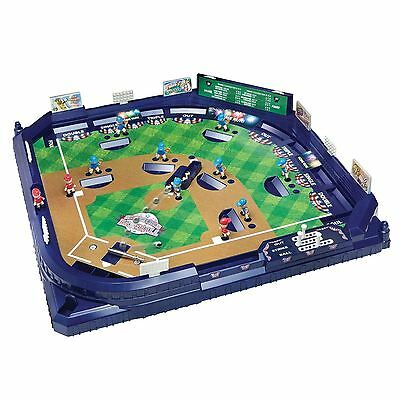 The Platinum Collection NEW Blue Perfect Pitch Adjustable Tabletop Baseball- 221