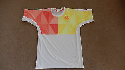 Adidas Tennis Top - Pro Tee - Size M - This Season - New in Packet