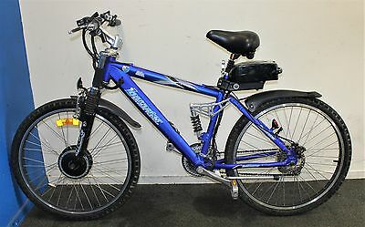 "Lancaster Electric Commuting 20"" Bicycle Sporting Equipment New battery #238288"