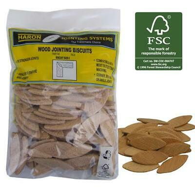 Haron Wood Jointing Biscuits Size #10 H5462
