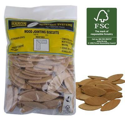 20Pcs Haron Wood Jointing Biscuits Size #20