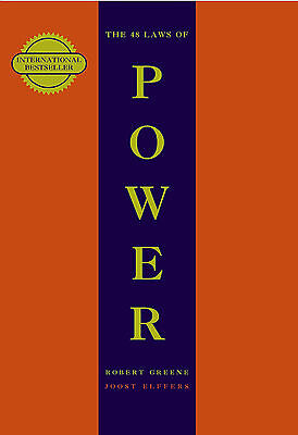 The 48 Laws Of Power (A Joost Elffers Production) by Robert Greene