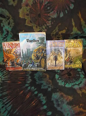 Look! Bulk Book Lot - Fantasy Novels - Perfect Winter Reading Lot  :)- Sb16