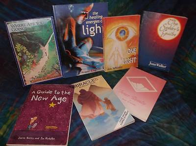 "Look!bulk New Age/ Esoteric/ Spiritual/ Metaphysical Book Lot-""spiritual"" Lot#51"