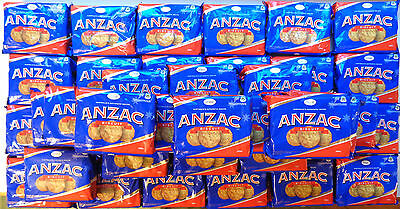 34 ANZAC Biscuits packs
