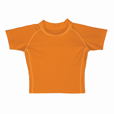 i play Baby UV swimming shirt orange for boys sz. 6 Months, 12 Months