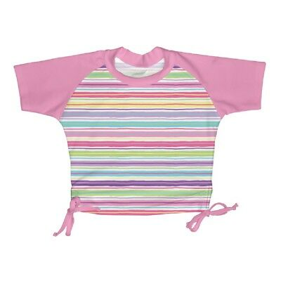 iplay Girl Baby UV swimming shirt striped sz. 18 Months, 24 Months, 36 Months