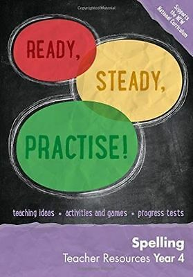 Year 4 Spelling Teacher Resources: English KS2 (Ready, Steady, Practise!), Keen