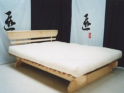Futon Mattress Brand New Sumo Wool Queen, Double, Single