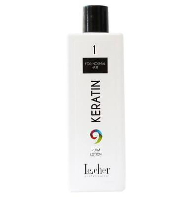 Lecher Professional No1 Keratin Perm Lotion for Normal Hair  500ml