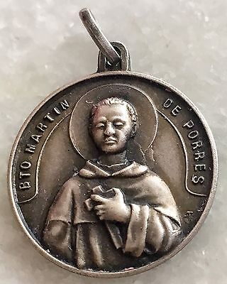 2nd Class Relic Of Clothing Of St Matin De Porres