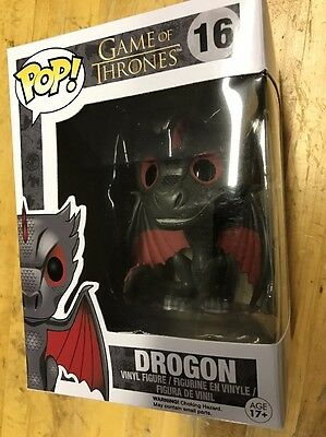 funko pop! drogon #16 game of thrones