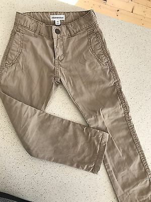 Country Road Boys Chinos 4